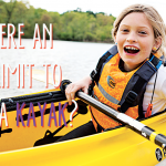 Is there an age limit to ride a kayak?
