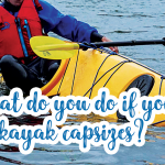 What do you do if your kayak capsizes?