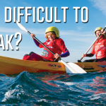 Is it difficult to kayak?