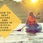 How to rent kayaks and canoes in Crystal River, Florida?